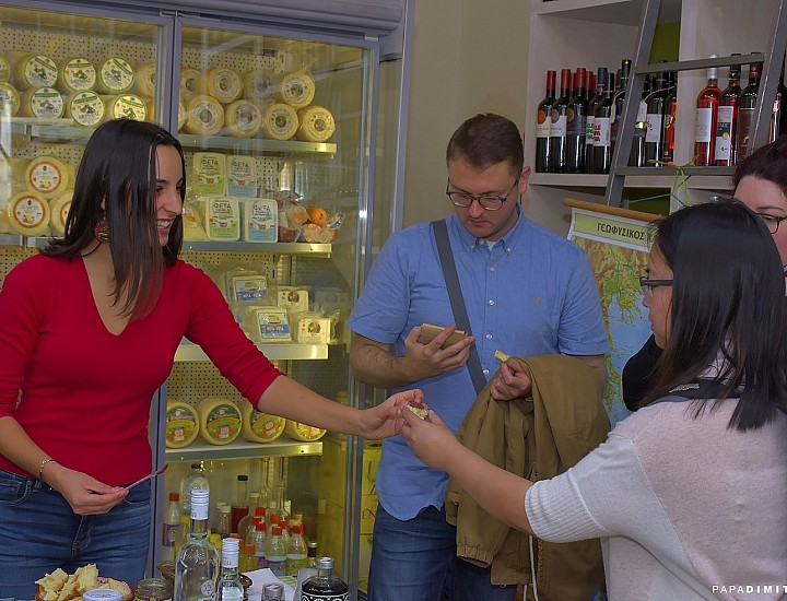 Private Athens Food Tour