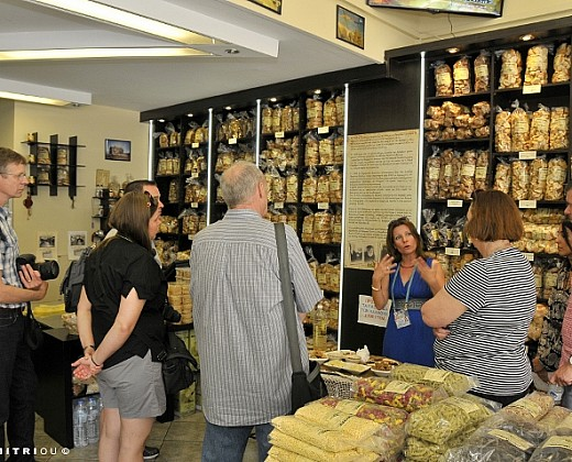 Athens Food Shared Private Tour