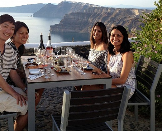 Santorini Wine Lover Tour (afternoon)
