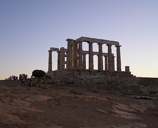 Sunset Tour: Cape Sounion & Temple of Poseidon