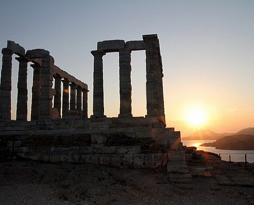 Private Sunset Tour to Sounio