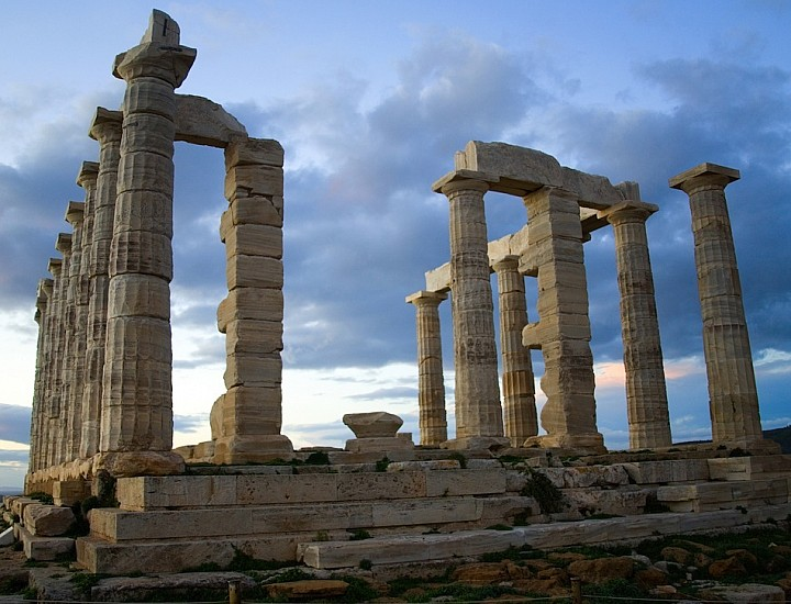 Half Day Tour of Cape Sounion & the Temple of Poseidon