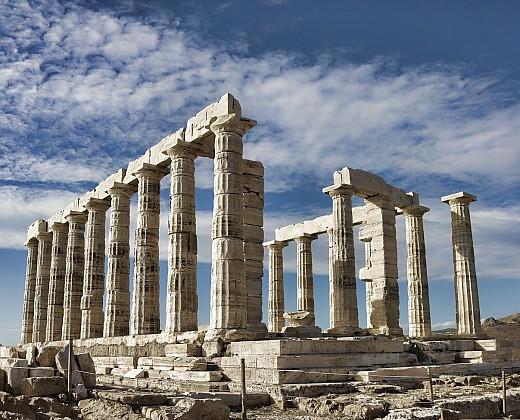 Half Day Tour of Cape Sounion & the Temple of Poseidon