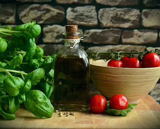 Greek Gastronomy: Live Cooking Class